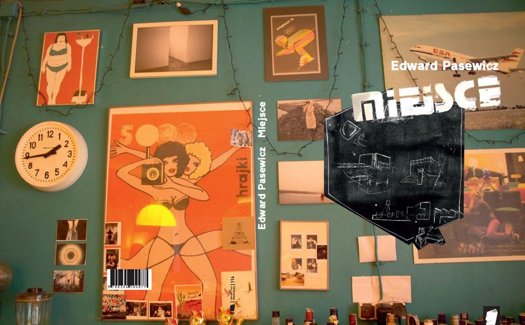 Edward Pasewicz Miejsce - ZamekCzyta