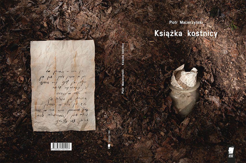 Książka kostnicy Piotr Macierzyński Książka kostnicy