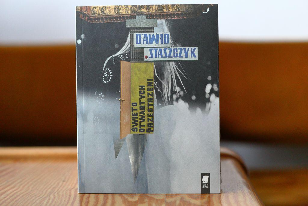 Dawid Staszczyk – wiersze; Seryjni Poeci 50: Dawid Staszczyk – wiersze