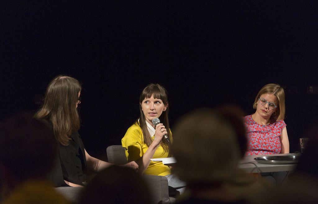 "Festiwal Fabuły 2018 – Olga Drenda: ""Duchologia polska"""