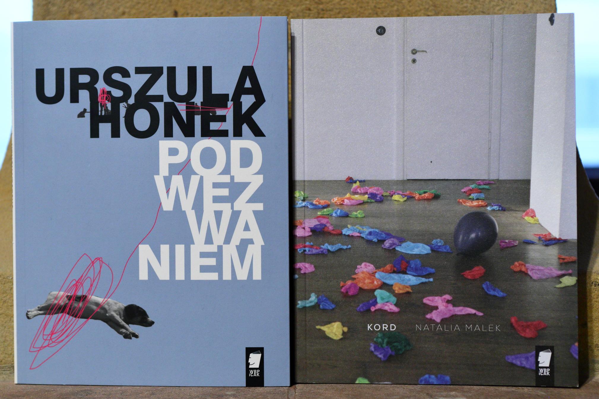 Seryjni Poeci 55: Goście: Urszula Honek, Natalia Malek