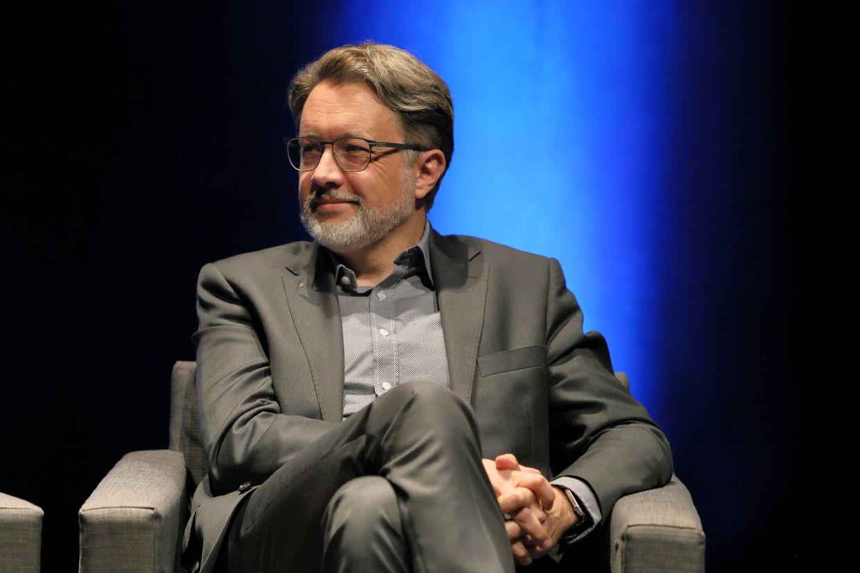 Michał Rusinek, fot. M. Kaczyński CK ZAMEK