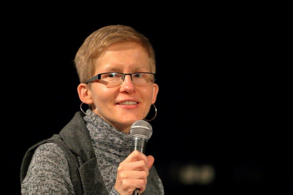 Eliza Szybowicz. Fot. M. Kaczyński © CK ZAMEK