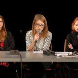 Izabela Jułga, Marta Maciejewska, Joanna Witczak. Fot. M. Kaczyński © CK ZAMEK
