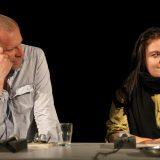 Cezary Ostrowski, Julia Szychowiak. Seryjni Poeci. Fot. M. Kaczyński © CK ZAMEK