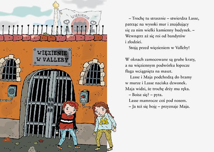 Tajemnica więzienia