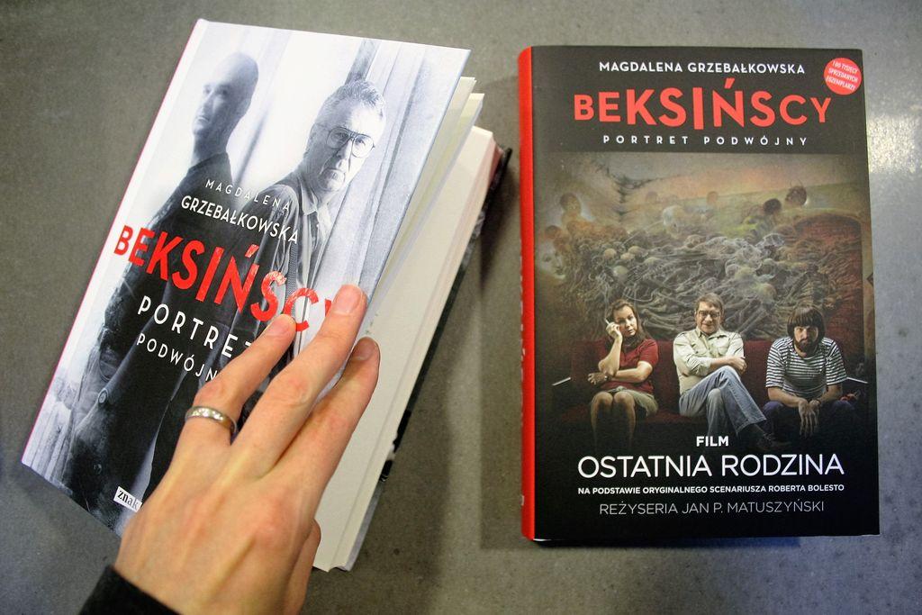 Magdalena Grzebałkowska, Fot. M. Krześlak-Kandzira ©BOOKOWSKI. Księgarni w Zamku
