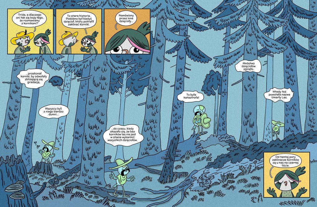 Nieumarły las – Tomasz Samojlik i Adam Wajrak