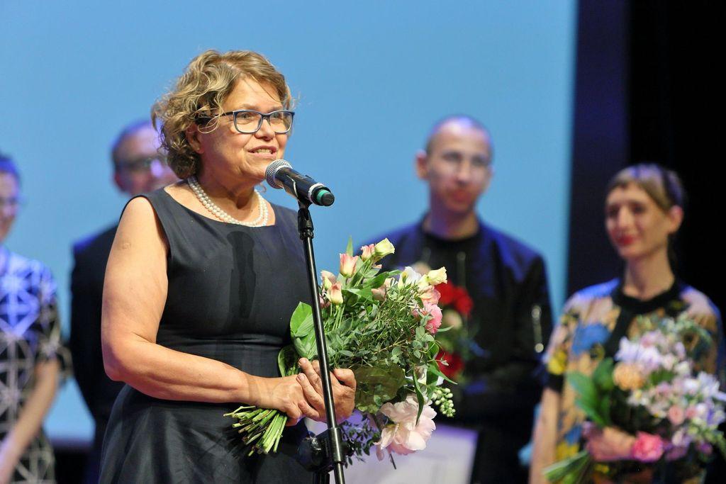 Anna Bikont, reporterka, laureatka Poznańskiej Nagrody Literackiej – Nagrody im. Adama Mickiewicza