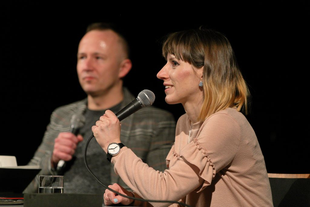 Na pytania Anny Solak odpowiada Olga Drenda.