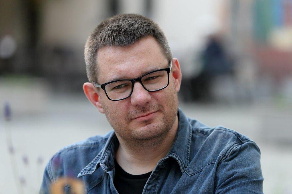 Marcin Jaworski, kurator Festiwalu Fabuły