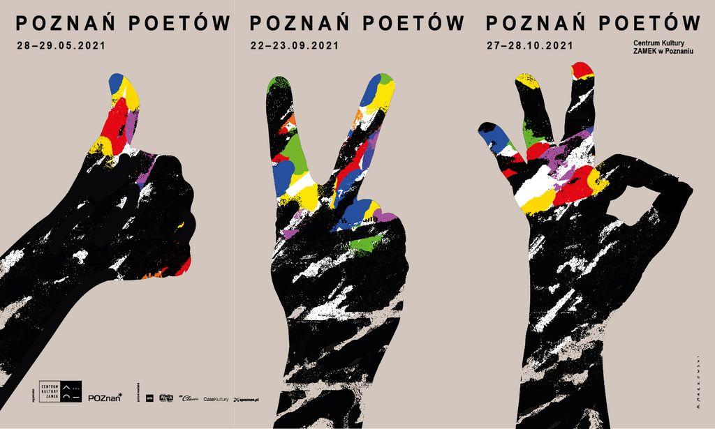 Na Poznań Poetów 2021 zaprasza prof. Piotr Śliwiński, kurator festiwalu.